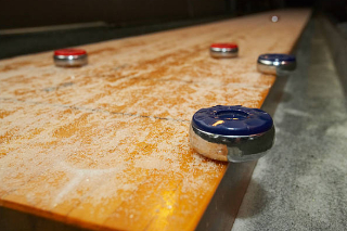 SOLO® Shuffleboard Movers New Bern, North Carolina.